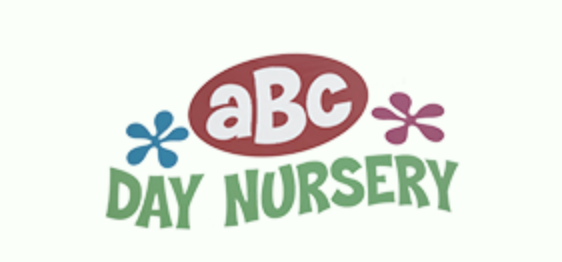 abc day nursery logo
