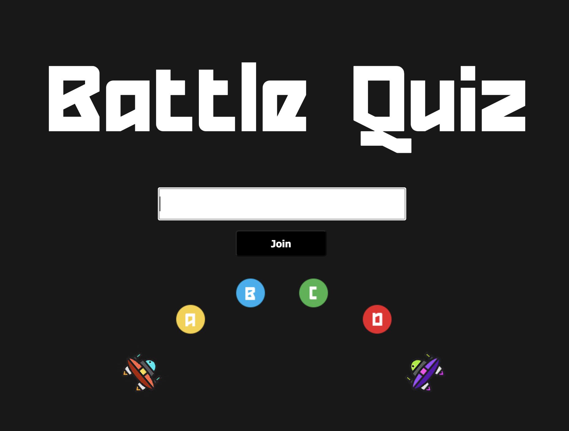 Battle Quiz - Kahoot on Steroids